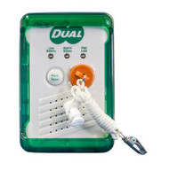 Patient Fall Monitor Smart Caregiver 10 X 15 Inch Green / White DVC1-SYS Each/1