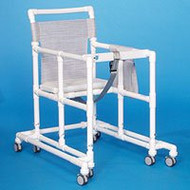 Non Folding Walker Extra Tall Ultimate PVC 400 lbs. 34.75 to 40.75 Inch ULT99 ET Each/1 - 99063809