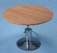 TABLE HYDRA LIFT ROUND D/S EA HAUSMAN 4335 Each/1