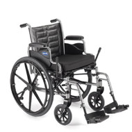 Wheelchair Tracer EX2 Dual Axle Padded Fixed Height Removable Desk Arm Mag 16 Inch 250 lbs. TREX26RP/T93HEP Each/1