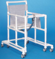 Non Folding Walker Extra Tall Ultimate PVC 400 lbs. 34.75 to 40.75 Inch ULT99 ET Each/1 - 99043809