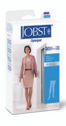 Anti-embolism Stockings Jobst Thigh-high Large Opaque Beige 115510 Each/1