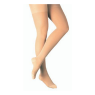 Compression Stockings Jobst Relief Thigh-High Large Beige Closed Toe 114824 Pair/1