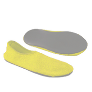 Fall Management Slippers Posey X-Large Yellow Ankle High 6250XL Pair/1