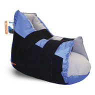 Heel Protector Boot Prevalon Heel Protector I One Size Fits Most Black / Blue 7305 Case/8