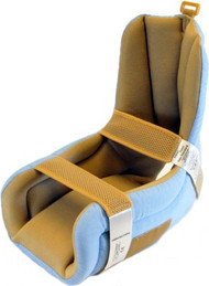 Heel Protector Pad Heel Rest - Standard One Size Fits Most Blue MM-001 Each/1