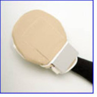 Hand Control Mitt Skil-Care Rigid-Palm One Size Fits Most Slide Buckle 2-Strap 306115 Each/1