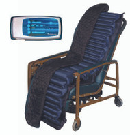 Geriatric Recliner Overlay System Chair-Air 9700GR Alternating Pressure 2-1/2 to 3-1/2 X 19 X 68 Inch 9700 GR Each/1