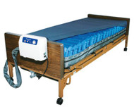 Bed Mattress Med-Aire Plus Alternating Pressure 8 X 36 X 80 Inch 14029DP Case/1 - 14290509
