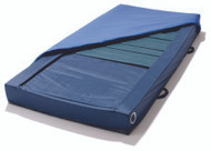 Bed Mattress Fusion 1K Featuring Dynamic Dispersion Pressure Redistribution 36 X 80 X 6 Inch FUS1K80 Each/1