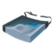 Wedge Seat Cushion Contour Plus 16 X 18 Inch Gel / Foam 751680 Each/1