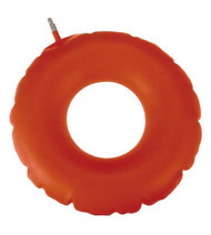Donut Cushion 16 Inch Diameter X 1-3/4 Inch Rubber 1821 Each/1