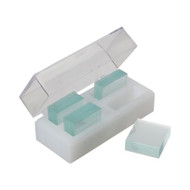 Cover Glass McKesson Square #2 Thickness 22 X 22 mm 16-7136 Pack/1