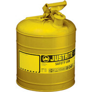 SEA205 Safety Cans (YELLOW) 7.5 liters/2 US gal