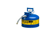 "SEA228 Safety Cans (BLUE) 5/8"" hose9.5 liters"