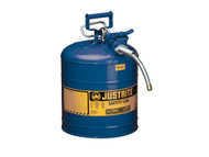 "SEA236 Safety Cans (BLUE) 5/8"" hose19 liters"