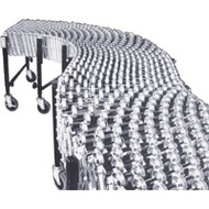 "MA041 Flexible/Expandable Skatewheel Conveyors 18""Wx8'L"