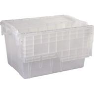 """CC129 Containers (0.6 cu ft) OD: 15.2""""L x 10.9""""W x 9.7""""H"""