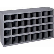 "CA139 32-bin Cabinets 33-3/4""Wx8-1/2""Dx19-1/4""H"