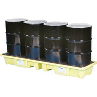 SB762 Drum Spill Pallets Low profileNo drain