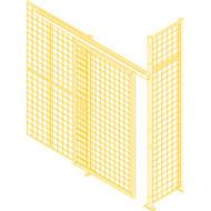 KH940 Partition Doors HD Sliding 8'Wx8'H