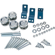 KD028 Hardware Kits (BLUE)For sliding doors