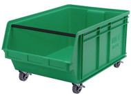 "CC449 MOBILE Giant Bins (GREEN) 18-3/8""Wx29""Dx11-7/8""H"