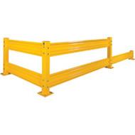 "SGR-KH828 Safety Guardrails 12""Hx84""L"