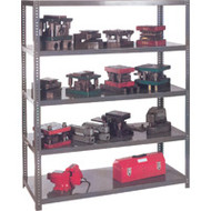 "RC528 Shelving Extra heavy-duty 48""Wx24""Dx72"""