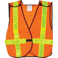 SEF095 Traffic Vests (X-Large)