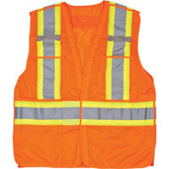 SEF102 Surveyor Traffic Safety Vests (Large)