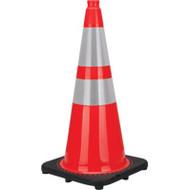 """SEB772 Premium Traffic Cones With Two Collars (28"""")"""