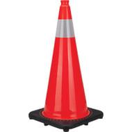 """SEB826 Premium Traffic Cones With Collar (28"""")"""