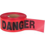 "SEK399 Zenith Tape (1.5-mil/1000'L) ""DANGER"""