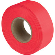 SAM829 Hanson Flagging Tape (fluorescent RED/150'L)