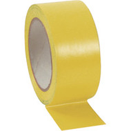 "SAL690 Aisle Marking Tape (6-mil/YELLOW/3""Wx108'L)"