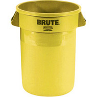 "NA693 Garbage Containers 19-1/2""dia x 22-7/8""H"