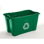 "JC061 Recycling Bins 14-3/4"" High"
