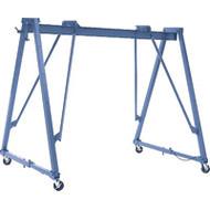 LA191 Gantry Cranes Steel 4000-lb cap