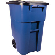 NI824 Mobile Garbage Containers 50 US gal cap