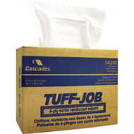 JC035 Reinforced WipersWhite150 sheets/box