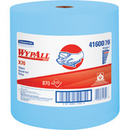 NI335 HD Shop WipersBlue870 sheets/roll