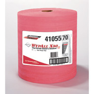 JA714 HD Shop Wipers Red 475 sheets/roll