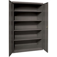 "FJ884 Storage Cabinets HI-BOY/Deep 36""Wx24""Dx72""H"