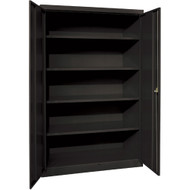 "FJ882 Storage Cabinets HI-BOY/Deep 36""Wx24""Dx72""H"