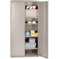 "FJ864 Storage Cabinets HI-BOY 36""Wx18""Dx72""H"