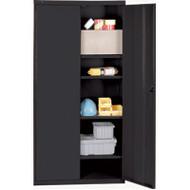 "FJ859 Storage Cabinets HI-BOY 36""Wx18""Dx72""H"
