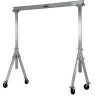 LT652 Gantry Cranes Aluminum4000-lb cap