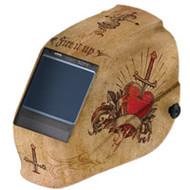 SEC599 WH60 HLX w/Truesight* Digital ADF Welding Helmets