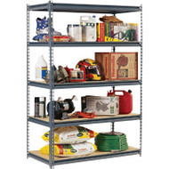 "RL896 Shelving Heavy duty 48""Wx18""Dx72"""